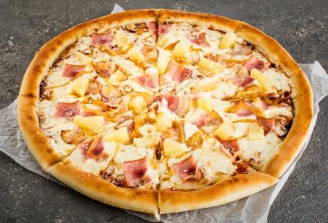 Пицца Час пик на традиционном тесте