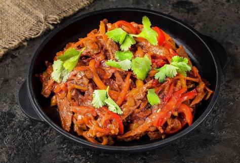 Мясо по-кавказски