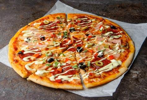 Slim-пицца Шерлок Холмс