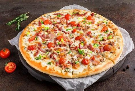 Пицца Суприм на традиционном тесте
