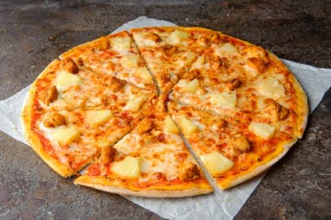 Slim-пицца Гавайская
