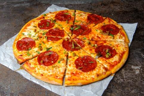 Slim-пицца Пепперони