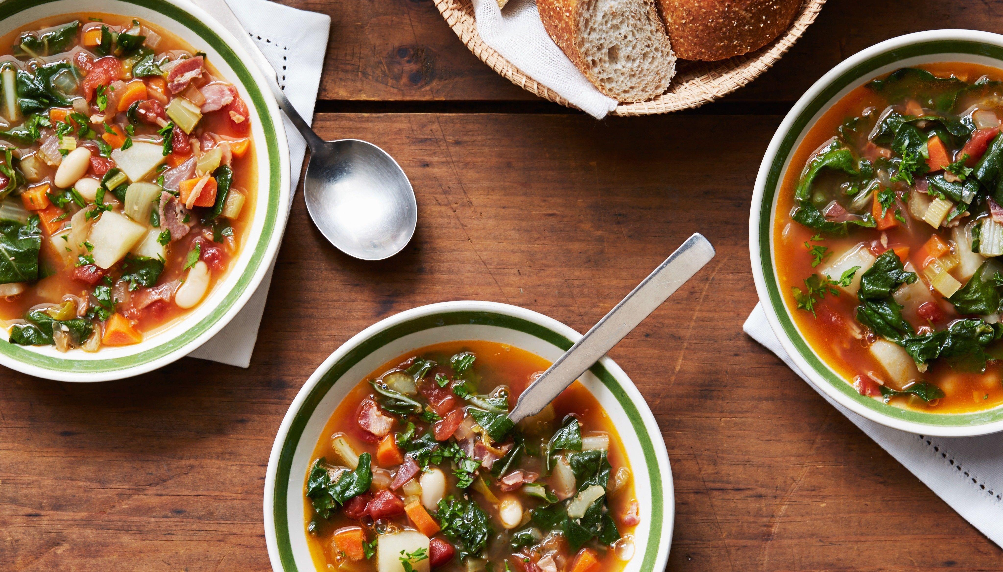 Наши супы